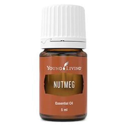 Young Living Essential Oils | Nutmeg 5Ml Young Living Oils - Singles