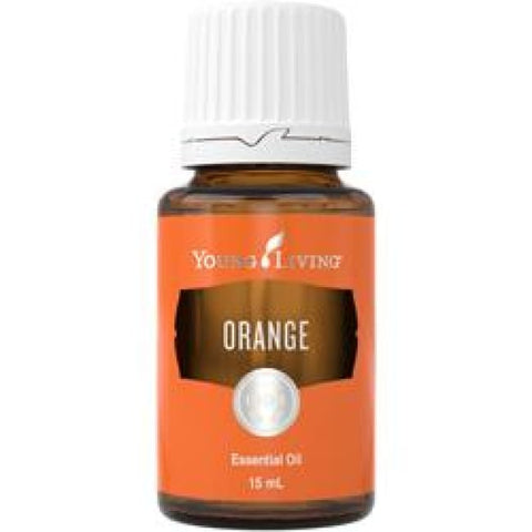 Young Living Essential Oils | Orange 15Ml Young Living Oils - Singles