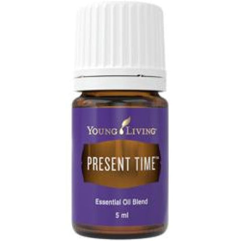 Young Living Essential Oils | Present Time 5Ml Young Living Oils - Blends