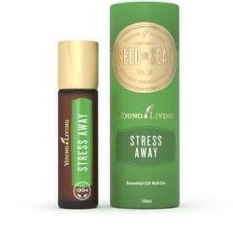 Young Living Essential Oils | Stress Away Essential Oil Roll-On 10Ml Young Living - Roll On