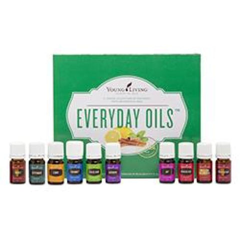 Young Living Essential Oils | The Everyday Oils Collection - 10 Pure Essential Oils Young Living - Collections