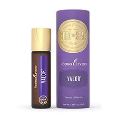 Young Living Essential Oils | Valor Essential Oil Roll-On 10Ml Young Living - Roll On