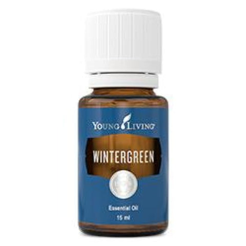 Young Living Essential Oils | Wintergreen 15Ml Young Living Oils - Singles