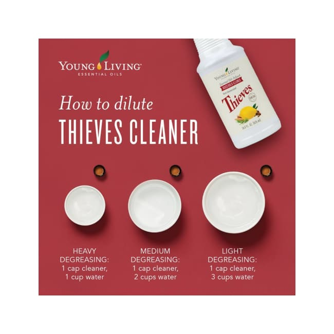 Young Living Natural Cleaning