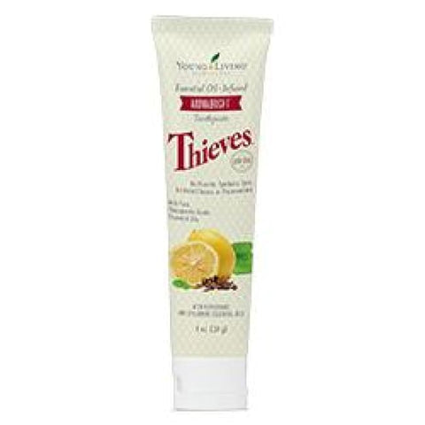 Thieves Aromabright Toothpaste | Young Living toothpaste