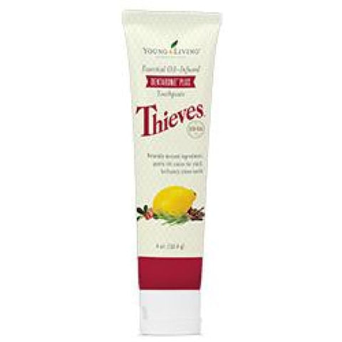 Young Living Oral Care | Toothpaste - Thieves Dentarome Plus - 113.4 G Oral Care