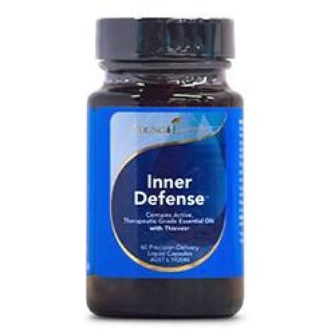 Young Living Wellness | Inner Defense 60 Capsules Ningxia Red