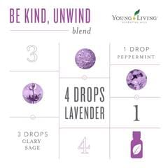 Young Living Certified Pure Essential Oils Lavender Australia - Diffuser Blend Idea