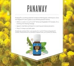 Young Living Panaway Afterpay - Certified Pure Therapeutic Essential Oils Australia