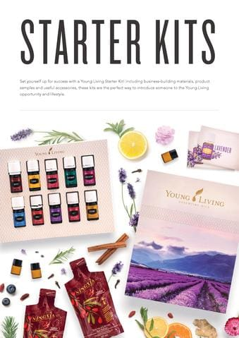 Pure Essential Oils Afterpay | Young Living premium starter kits australia