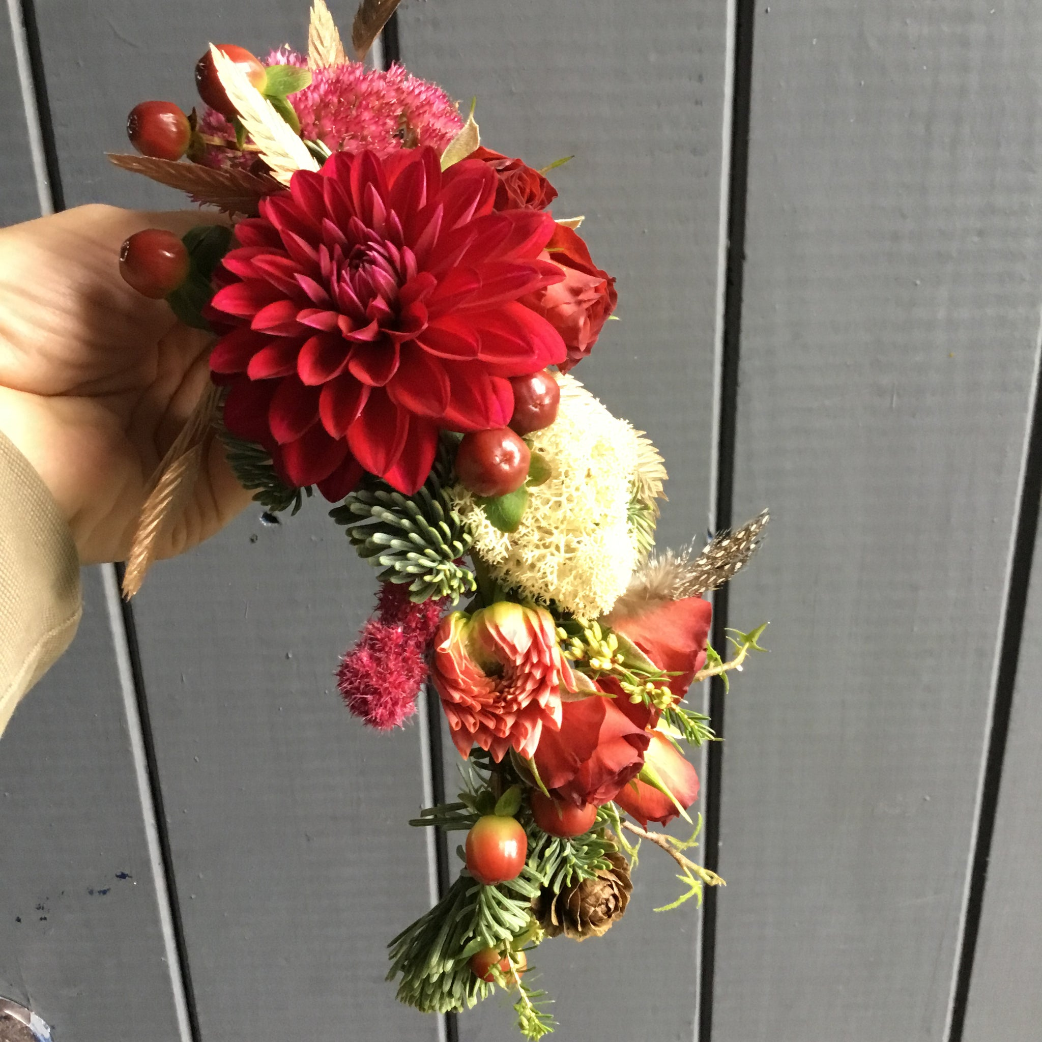 Flower Crown Workshop Wildwood Florals