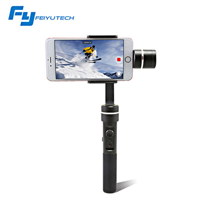 FeiyuTech  FY SPG Live 3-Axis Stabilizer Smartphone Gimbal -  - Action Cam Paradise - Cheap Action Cameras, drones and accessories