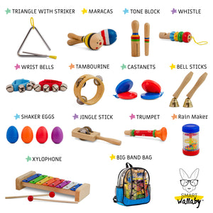 music instruments for toddlers 1-3