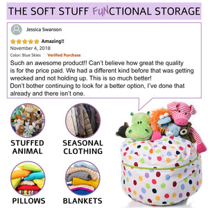 stuffed animal storage organizer