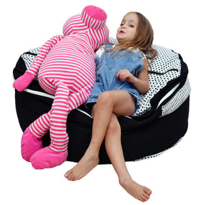 toy storage bean bag
