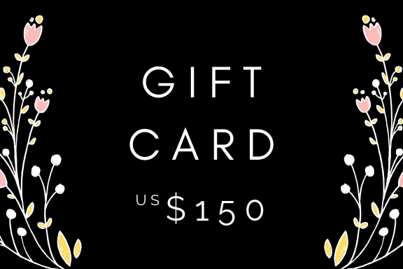 $150 Gift Card (Digital)