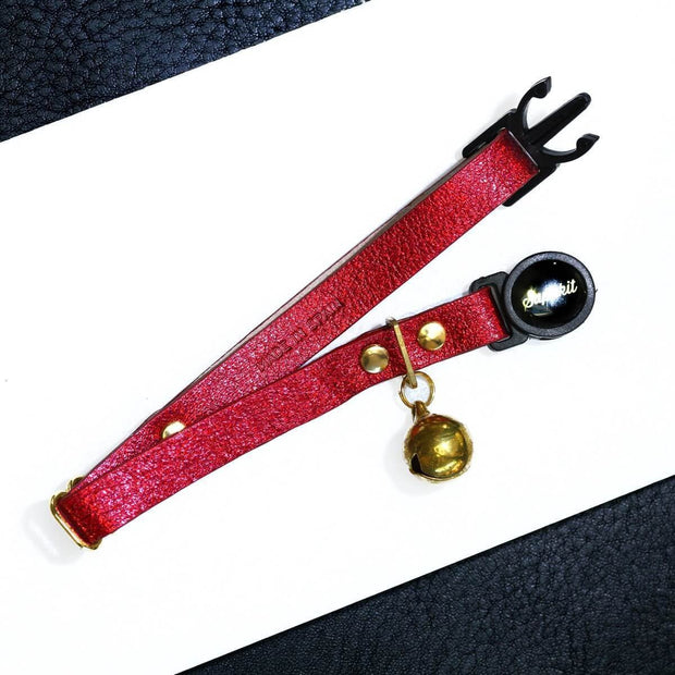 'Interstellar Red' Cat Collars - Supakit®
