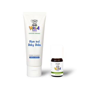 Mum and Baby Balm & Essential Oil Blend -  Postpartum Support