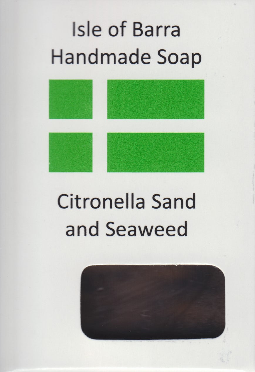 Isle of Barra Hand Made Soap Bar