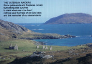 Isle of Barra Poetry Postcards {12}