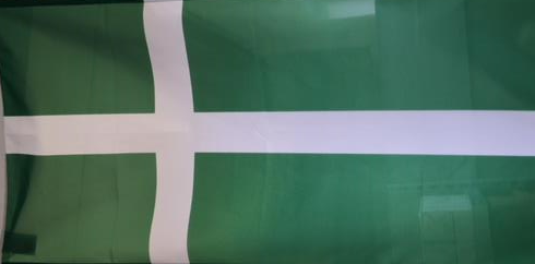 Isle of Barra Flag