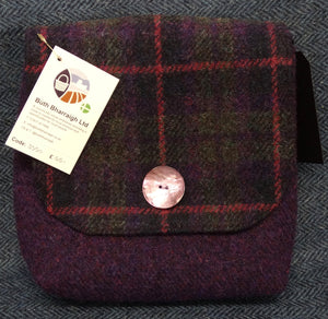 Harris Tweed Handbag {Variants}