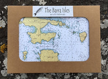 4 Barra Isles Tablemats