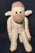 Sock Monkey Made by Laura