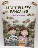 Light Fluffy Pancakes (Susy MacAulay)