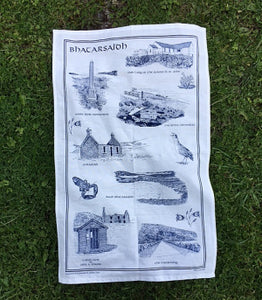 Vatersay Tea Towel