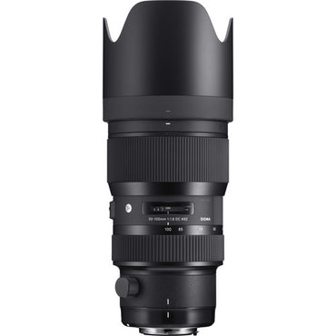Sigma 50-100mm f/1.8 DC HSM Art Lens - The Film Equipment Store