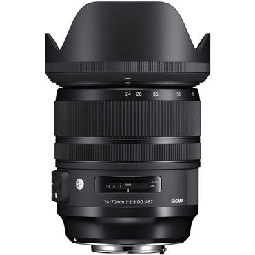 Sigma 24-70mm f/2.8 DG OS HSM Art Lens - The Film Equipment Store