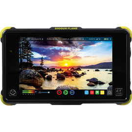 "Atomos Shogun Flame 7"" 4K HDMI/SDI Recording Monitor - The Film Equipment Store - The Film Equipment Store"