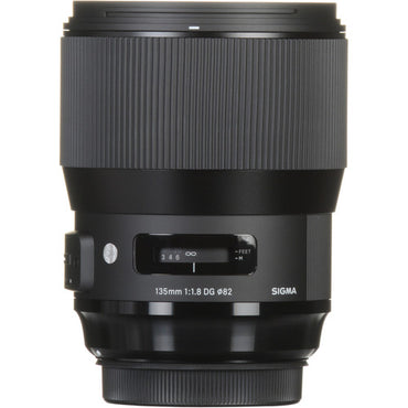 Sigma 135mm f/1.8 DG HSM Art Lens - The Film Equipment Store