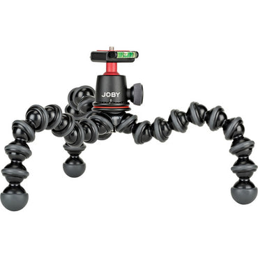 Joby GorillaPod 3K Flexible Mini-Tripod with Ball Head Kit - The Film Equipment Store
