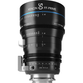 Schneider FF Prime Cine-Tilt 50mm T2.1 Lens (Feet) - The Film Equipment Store