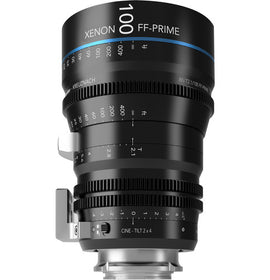 Schneider FF Prime Cine-Tilt 100mm T2.1  Lens (Feet) - The Film Equipment Store