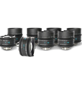 GECKO-CAM Genesis G35 85mm T1.4 Cine Lens (Feet) - The Film Equipment Store