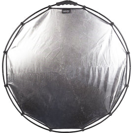 "Lastolite Halo Compact Reflector (Silver/White, 32"") - The Film Equipment Store"