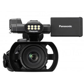 Panasonic AG-AC30 Full HD Camcorder with Touch Panel LCD Viewscreen and Built-In LED Light - The Film Equipment Store