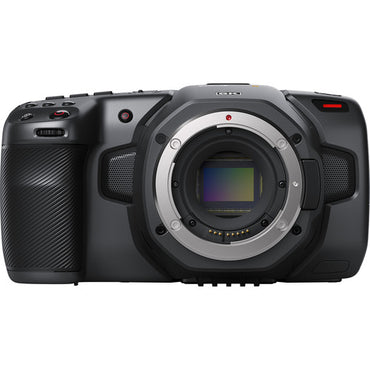 Blackmagic Design Pocket Cinema Camera 6K (Canon EF) - The Film Equipment Store