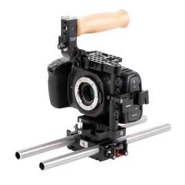 Wooden Camera Blackmagic Pocket Cinema Camera 4K Unified Accessory Kit (Base) - The Film Equipment Store