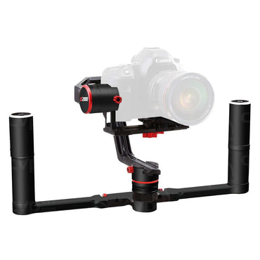 FeiyuTech FY-a2000 Gimbal & Dual Grip Handle Kit - The Film Equipment Store