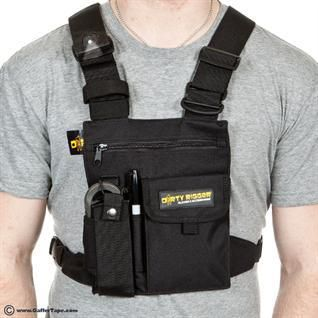 DIRTY RIGGER 'RIGGER LED CHEST RIG'  DTY-LEDCHESTRIG - The Film Equipment Store - The Film Equipment Store