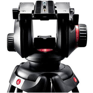 Manfrotto 504HD Fluid Video Head - The Film Equipment Store