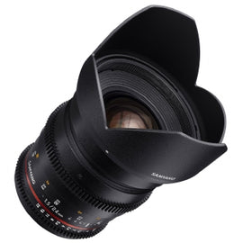Samyang 24mm T1.5 VDSLR ED AS IF UMC II - The Film Equipment Store