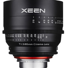 XEEN 85mm T1.5 PROFESSIONAL CINE LENS - The Film Equipment Store