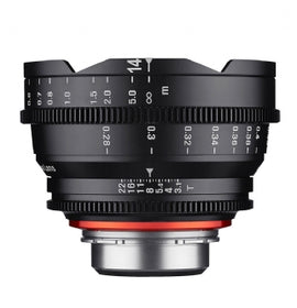 XEEN 14mm T3.1 Cinema Lens for sale at The Film Equipment Store - The Film Equipment Store