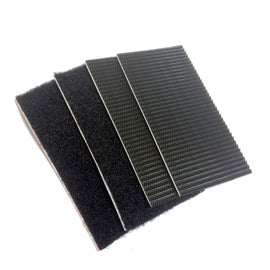 VELCRO Brand 50mm x 100mm Heavy Duty Stick On Strips - Black - The Film Equipment Store