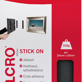 VELCRO Brand - Stick On Hook and Loop Fasteners